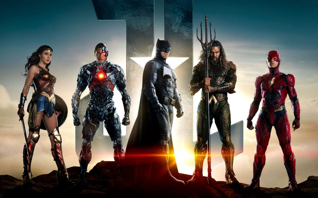 Justice League' soars with $185 Million in the International Opening, Led by China