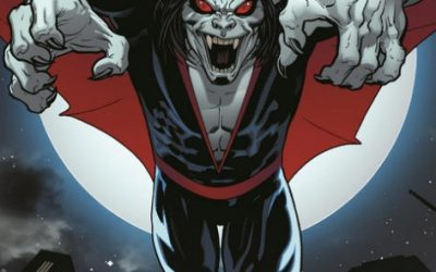 Sony Pictures is developing  movie based on Spider-Man's antagonist Morbius, The Living Vampire.