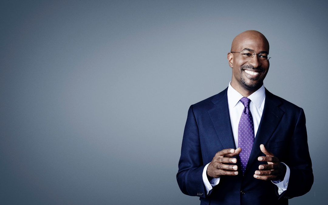 CNN  Launches 'The Van Jones Show' in January