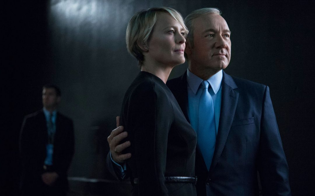 'House of Cards' Final Season Shooting resumes in Early 2018