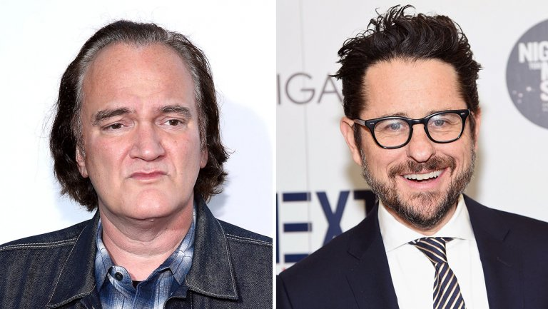 "Quentin Tarantino and J.J. Abrams  plans for a new ""Star Trek"" movie at Paramount."