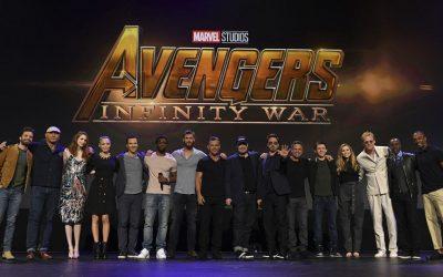 "Disney-Marvel's ""Avengers: Infinity War"" dominates social media buzz"