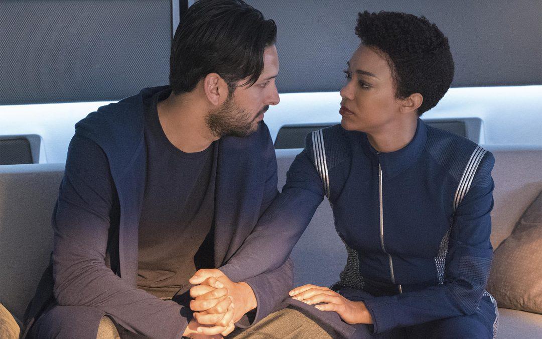Shazad Latif Talks Tyler's Big Reveal for 'Star Trek: Discovery'