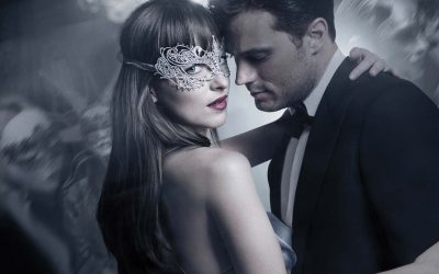"Universal's ""Fifty Shades Freed"" dominated social media buzz  with 185,000 new conversations,"