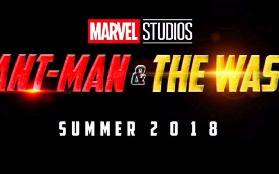 Ant-Man and the Wasp' Trailer