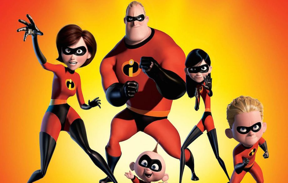 New Cast and Characters for  Pixar's 'Incredibles 2'