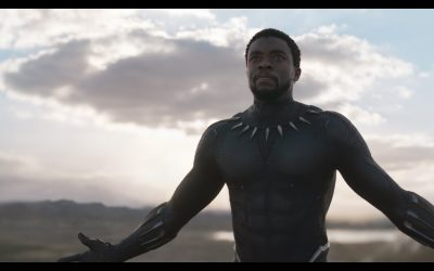New 'Black Panther' Trailer