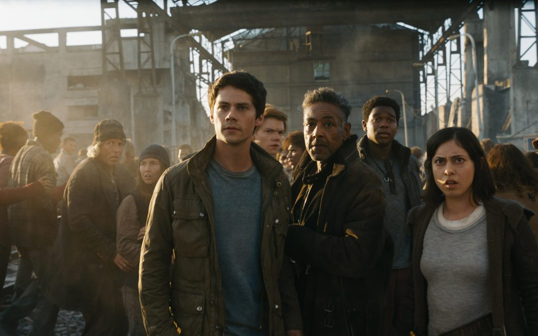 "Fox's ""Maze Runner: The Death Cure"" topped social media buzz last week with 72,000 new conversations"