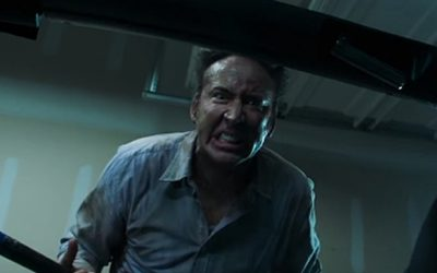 """Nicolas Cage and Selma Blair turn lethal in the new teaser for """"Mom and Dad."""""""