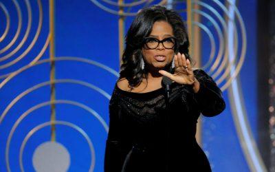 Women makes strong political statement at Golden Globes