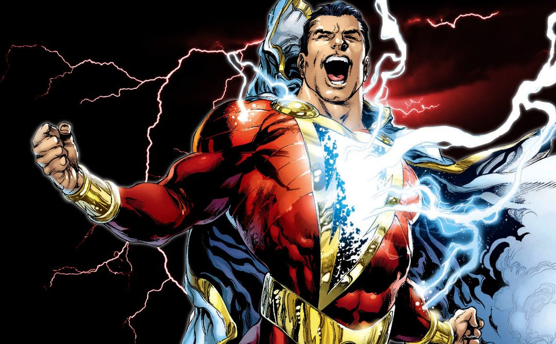 "Warner Bros.-DC Entertainment's superhero movie ""Shazam!"" has been set for  April 19, 2019, release date."