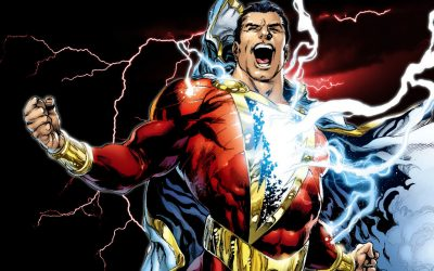 "Warner Bros.-DC Entertainment's superhero movie ""Shazam!"" has been set for  April 19, 2019, release date."