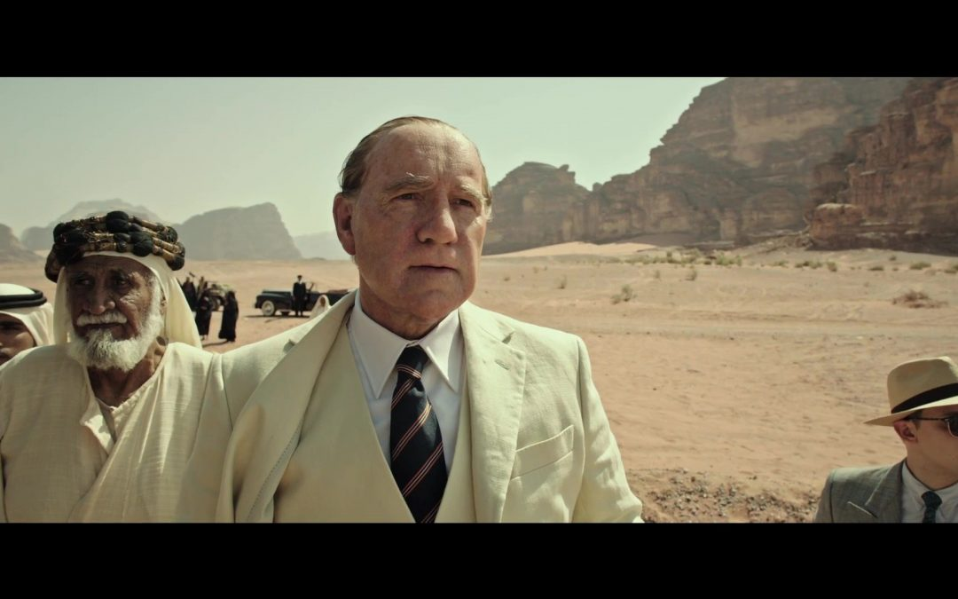 'All the Money in the World' Film Review