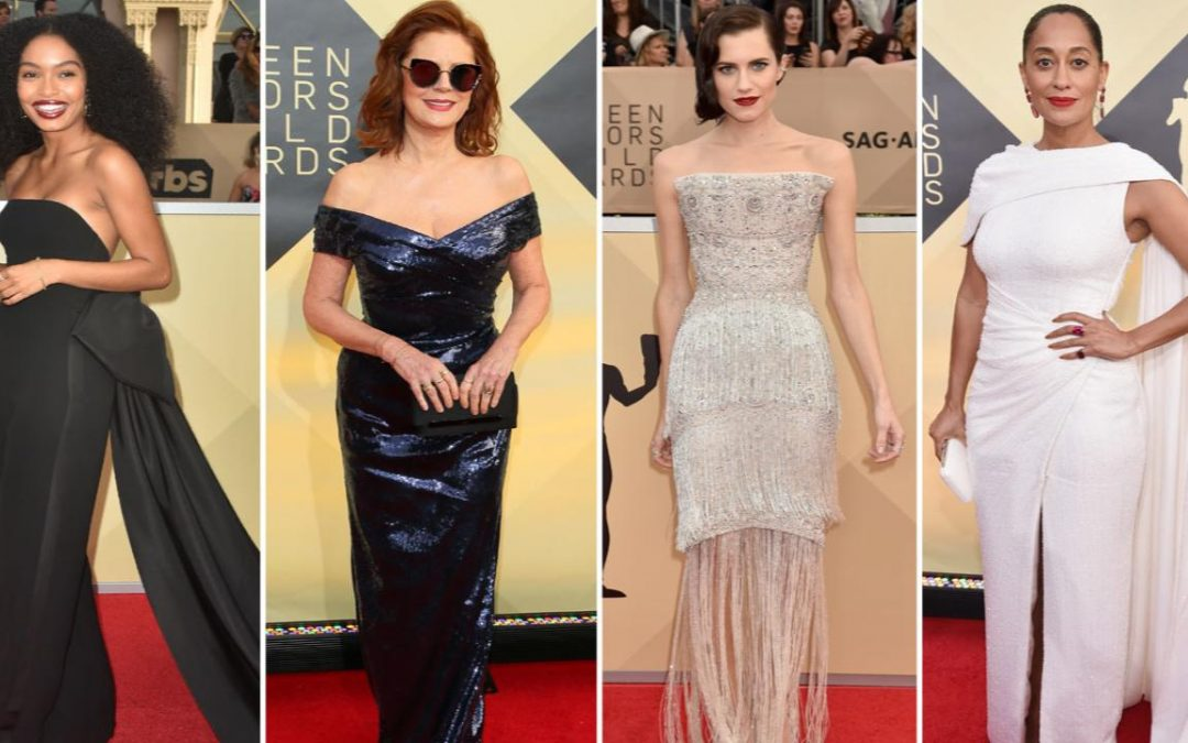 2018 Awards Season rules by Female Designers at the Red Carpet