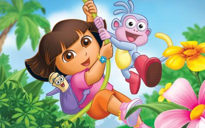 "Paramount Pictures gives its live-action ""Dora the Explorer"" movie a late summer release"