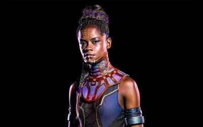 'Black Panther's' Letitia Wright may be headed to superhero status