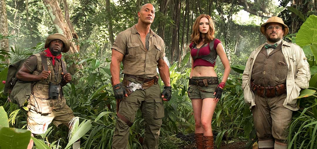 "Sony Pictures moves forward with sequel to ""Jumanji: Welcome To The Jungle"