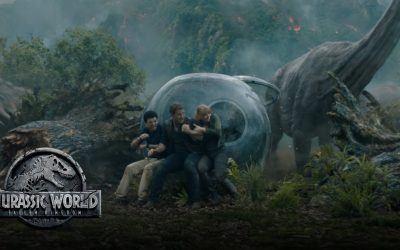"""Jurassic World: Fallen Kingdom"" claims top spot in TV Add spending"