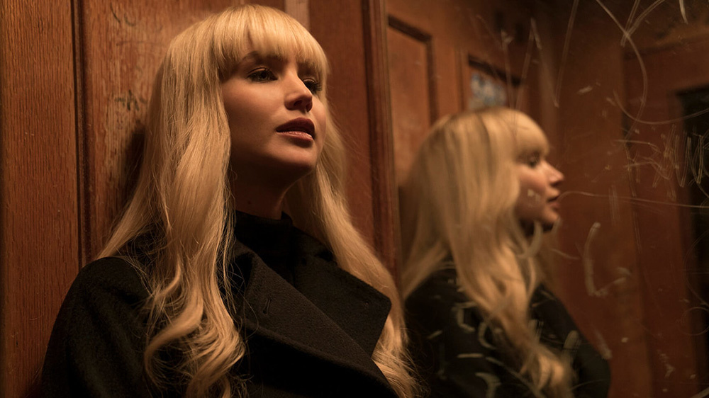 Red Sparrow' Review Roundup