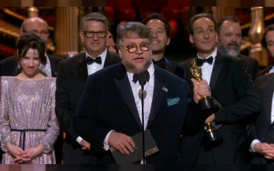 """The Shape of Water"" was the big winner at the 90th Annual Academy Awards on Sunday picking up a leading four Oscars"