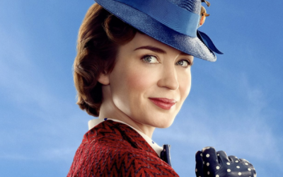 "Oscars gave a sneak peek at the upcoming ""Mary Poppins Returns"""