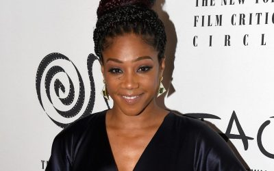 "Tiffany Haddish will star with  in Tyler Perry's comedy ""The List."""