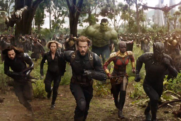 "Avengers: Infinity War"" is ready to turbo-charge the box office"