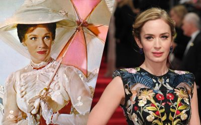 "Emily Blunt on ""Mary Poppins Returns,"" and how she's navigating Hollywood"
