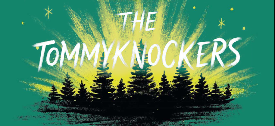 """Universal Pictures has won an auction for Stephen King's """"The Tommyknockers,"""""""