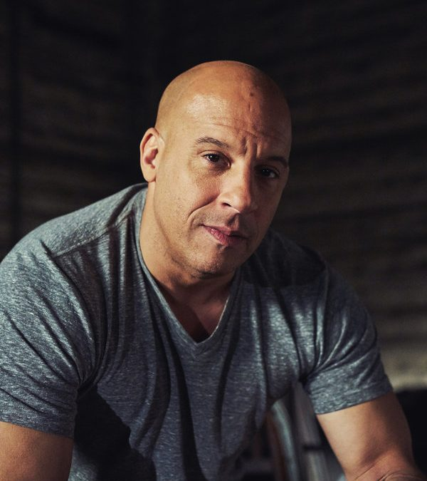 Vin Diesel To Star in Action-Comedy 'Muscle' for STX