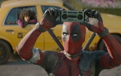 'Deadpool 2' On Top With $176 Million Debut