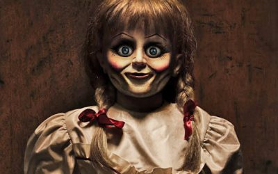 New Line in Works For A Third Annabelle Movie