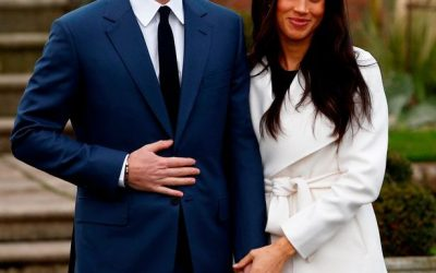 TV Goes Crazy for Prince Harry and Meghan Markle Wedding