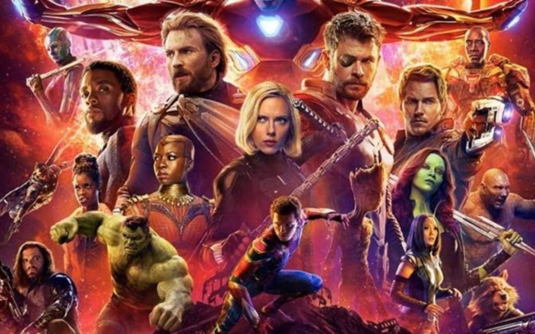 Avengers: Infinity War Now The Biggest Ever Box Office Opening