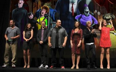 "'Hotel Transylvania' Cast Picks Cannes as ""Summer Vacation"" Location"