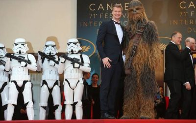 'Solo: A Star Wars Story' Brings Chewbacca Cannes Film Festival