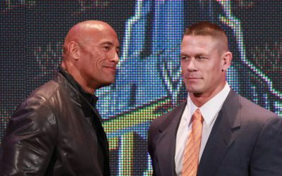 John Cena to Work with Dwayne Johnson in 'Janson Directive'