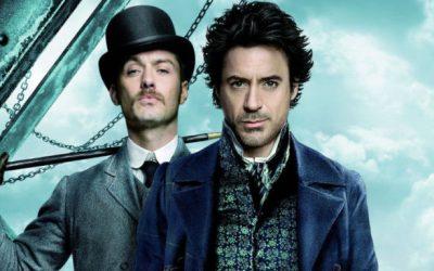 'Sherlock Holmes 3' Set for 2020