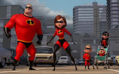Box Office: 'Incredibles 2' Breaks Boundaries With Heroic $180 Million Opening