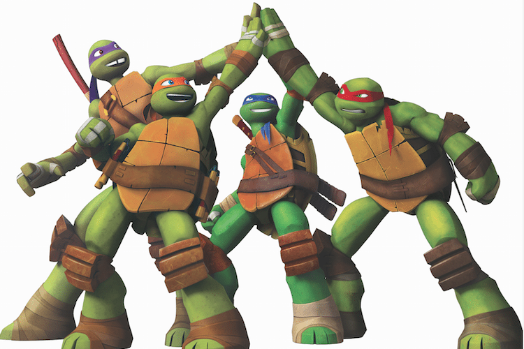 Third TMNT Movie in the Works