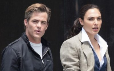 First Look at 'Wonder Woman' Sequel  Reveals Chris Pine's Return