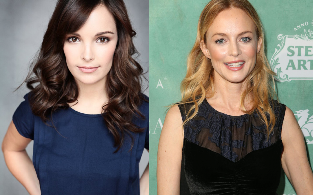 Heather Graham, Jodi Balfour in Drama 'The Rest of Us'