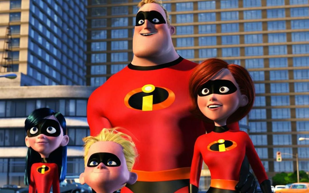 How 'Incredibles' Became Animation's Top Franchise