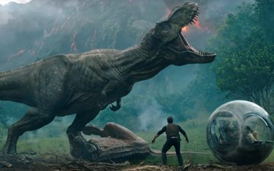 Jurassic World: Fallen Kingdom' takes off with $151 Million International Debut