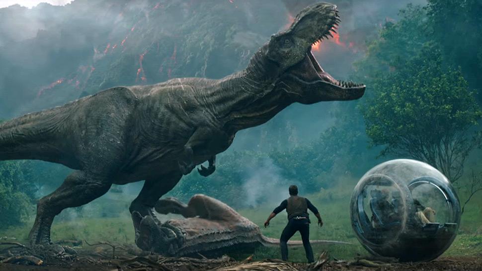Jurassic World: Fallen Kingdom' takes off with $151 Million International Debut