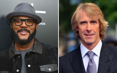 Film News Roundup: Paramount Picks Tyler Perry, Michael Bay to Produce 'I Am Yours'