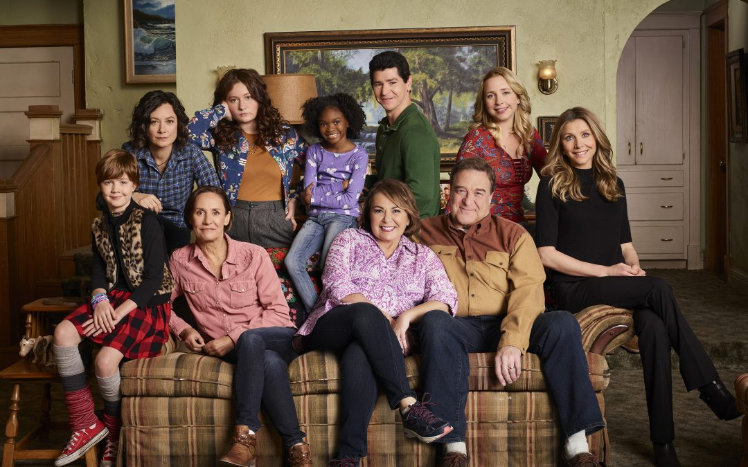 Talks increases for 'Roseanne' Spinoff at ABC