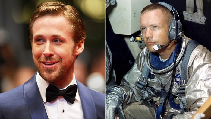 First Look at Ryan Gosling as Neil Armstrong in 'First Man'