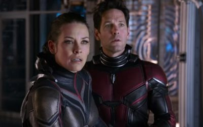 'Ant-Man and the Wasp' Leading Global Box Office With a Huge $161 Million