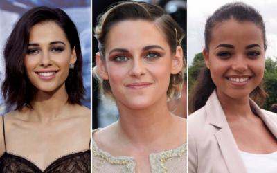 Kristen Stewart, Naomi Scott, Ella Balinska for 'Charlie's Angels' Reboot